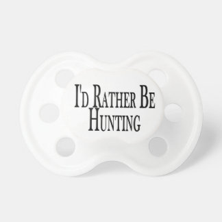 Rather Be Hunting Dummy