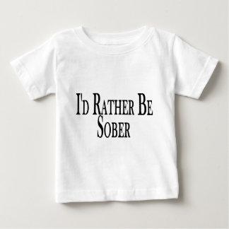 Rather Be Sober T Shirts