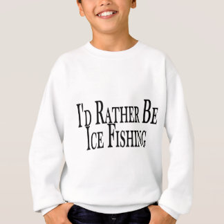 Rather Ice Fish Sweatshirt