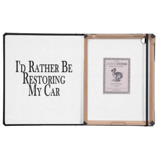 Rather Restore Car Covers For iPad