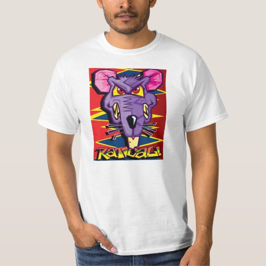 RATical by Dave Weiss American Pop T-Shirt