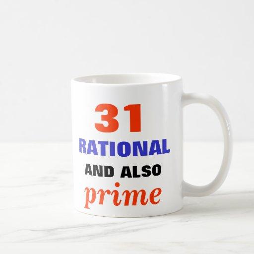 Rational and Also Prime Mug
