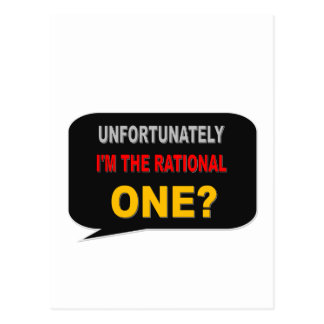 RATIONAL ONE POSTCARD