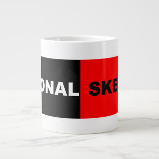 Rational Skeptic Jumbo Mug