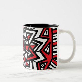 Rational Success Thrilling Whole Two-Tone Mug