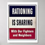Rationing Is Sharing Print