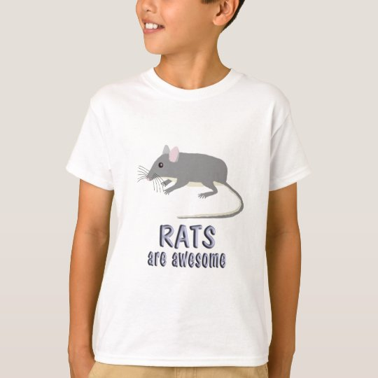 Rats are Awesome T-Shirt