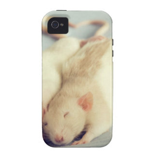Rats heart tail vibe iPhone 4 case