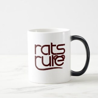 Rats Rule! Morphing Mug