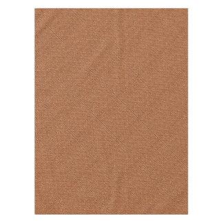 Rattan texture tablecloth