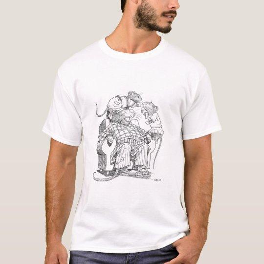 Rattie Dad T-Shirt