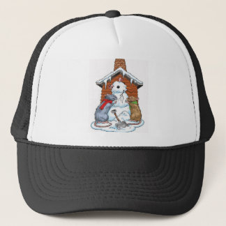 Rattie Winter Fun Trucker Hat