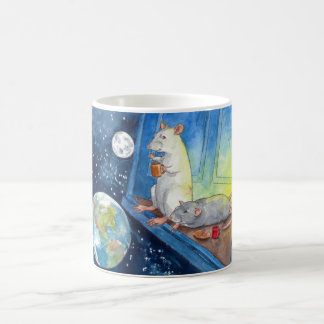 Ratties' Cosmic Cup of Tea Mug