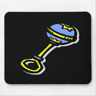 rattle mousepad