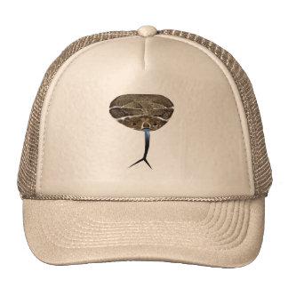 Rattle Snake Head Hat