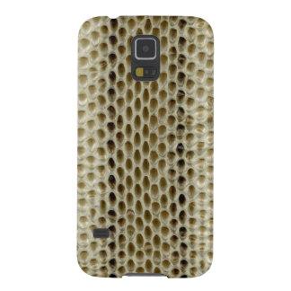 Rattle Snake Skin Print Galaxy S5 Case