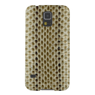 Rattle Snake Skin Print Galaxy S5 Cover