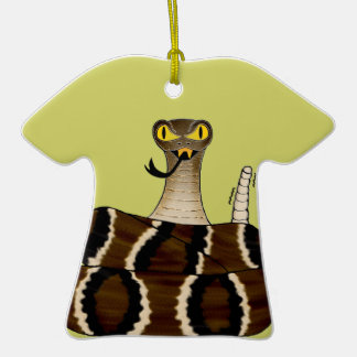 Rattler Ceramic T-Shirt Decoration