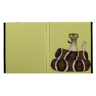 Rattler iPad Folio Case