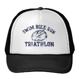 Rattleship Triathlon Gear Cap