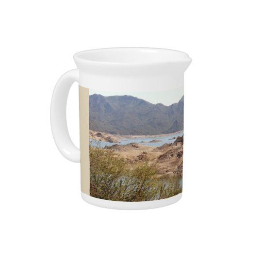Rattlesnake Cove Pitcher