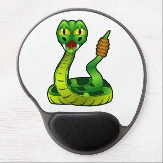 Rattlesnake Gel Mouse Mat