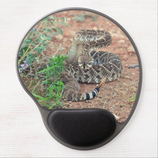 Rattlesnake Gel Mousepad