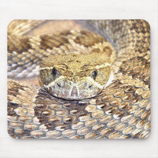 Rattlesnake Mouse Pad