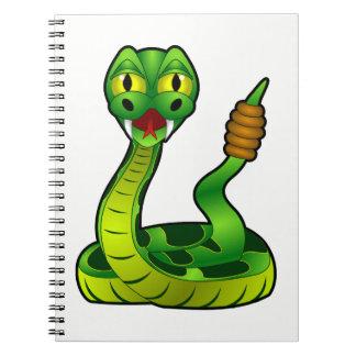 Rattlesnake Notebooks