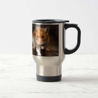 Ratty the hamster travel mug