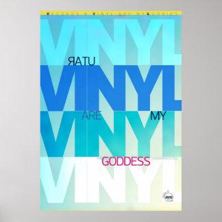 Ratu Vinyl is My Goodies Poster