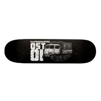 Raupenschlepper Ost Skate Board Deck