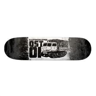 Raupenschlepper Ost Custom Skateboard