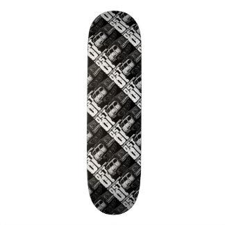 Raupenschlepper Ost Custom Skate Board