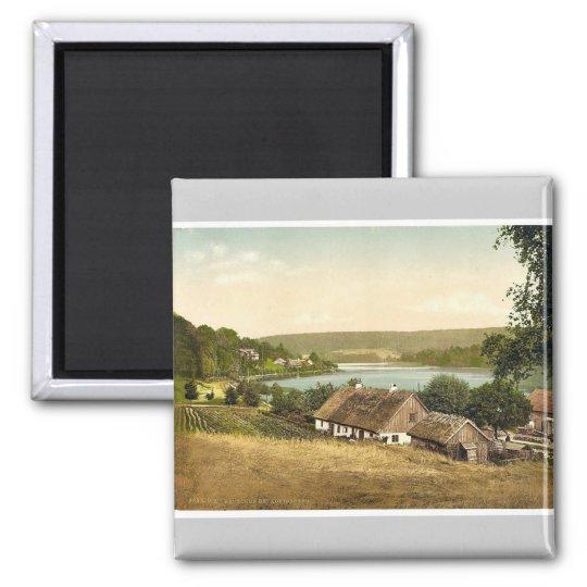 Rauschen, Konigsberg, East Prussia, Germany (i.e., Square Magnet