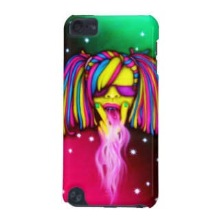 Rave Girl - iPod Touch Case
