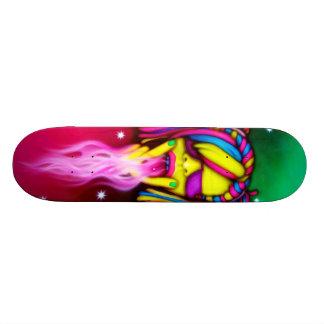 Rave Girl - Skate Deck
