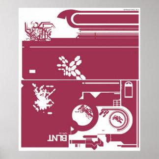 raveflyer poster