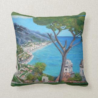Ravello, Italy - Throw Pillow
