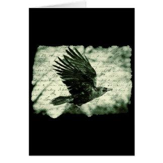 Raven 9 card