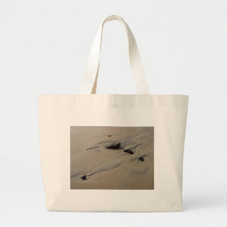 Raven and red sun bag