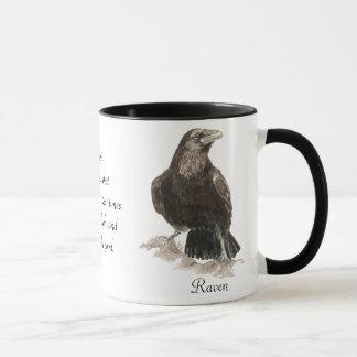 Raven Animal Totem Mug