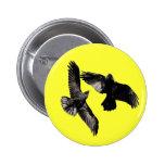 Raven Dance Buttons