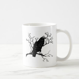 Raven Design Coffee Mug