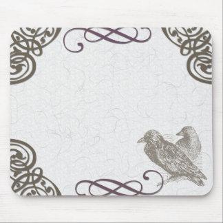 raven design mouse mat