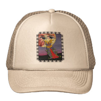 Raven Dress Hat