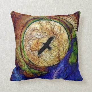 Raven Hawk American MoJo Pillows