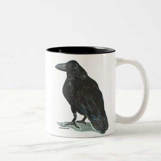 Raven II Two-Tone Mug