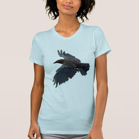 Raven Lover Ladies Shirt