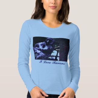 Raven Lover T-shirt